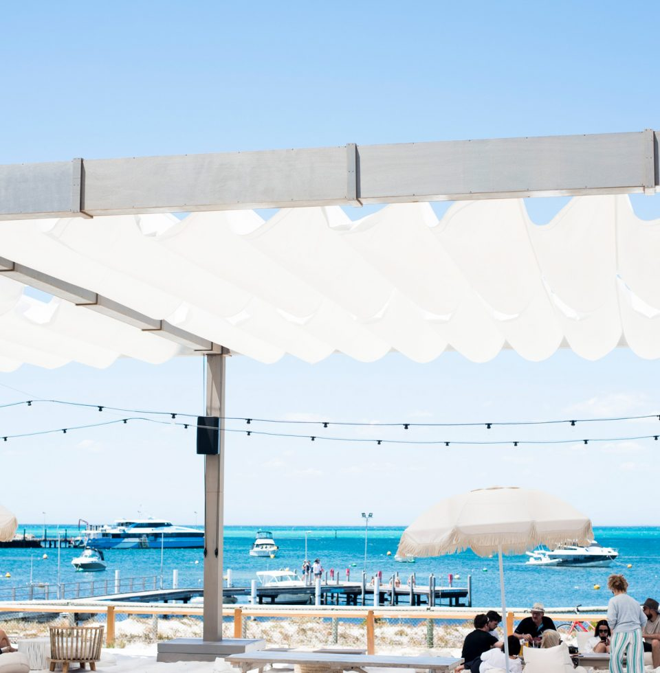View from Beach Club at Samphire