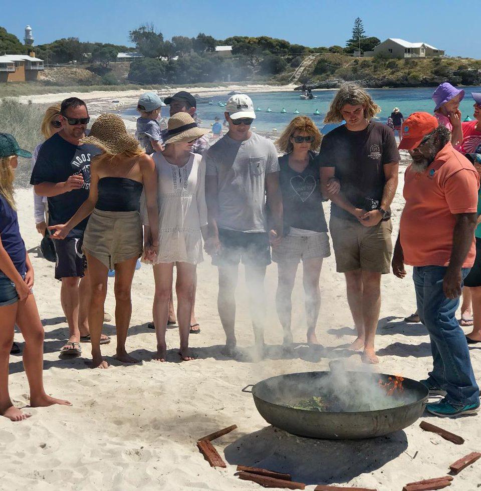 Wadjemup Aboriginal Tour on Rottnest