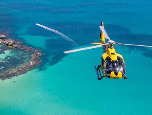 Rottnest Helicopter Tour