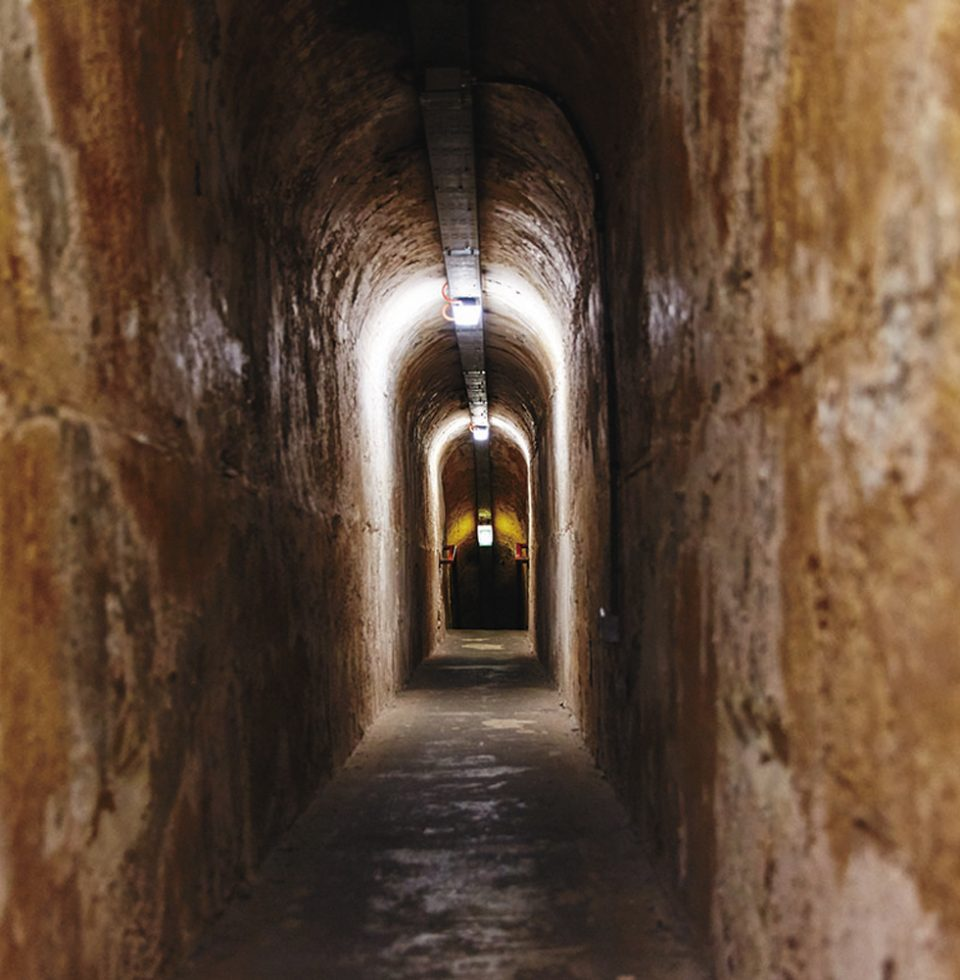 Rottnest tunnels