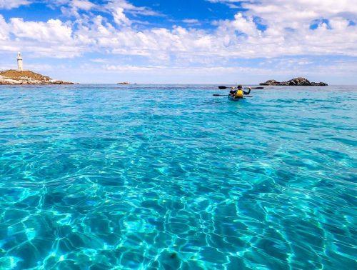 Glass Bottom Kayaking Tours